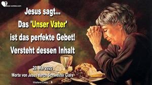 Das Gebet Vater Unser